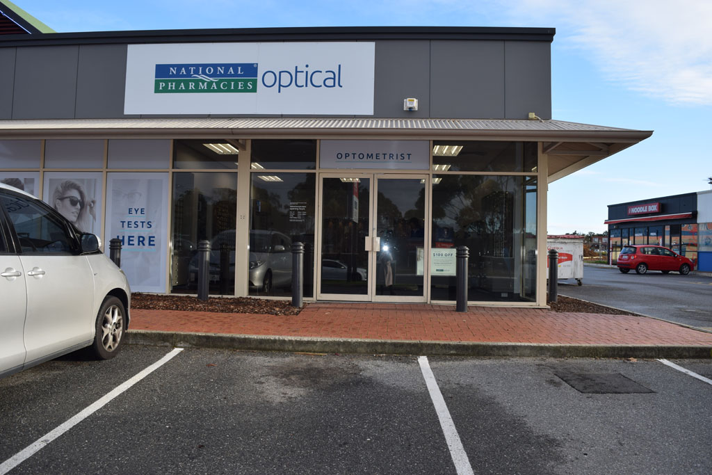 National Pharmacies Optical Golden Grove
