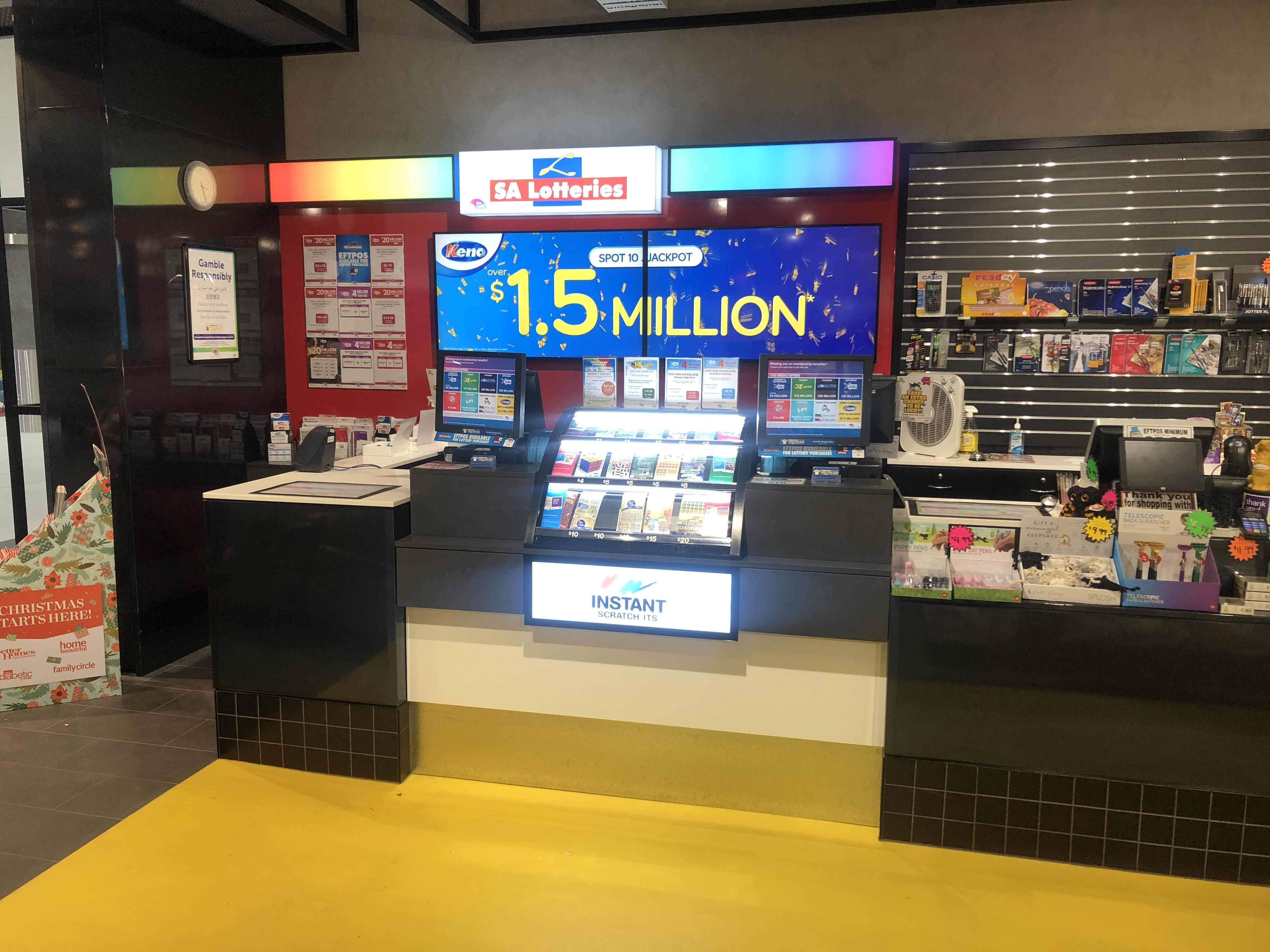 Read more about the article Lotto – Colonnades
